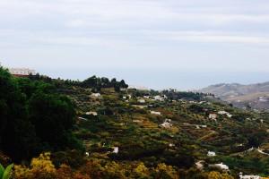 Spaniens Toscana Frigiliana