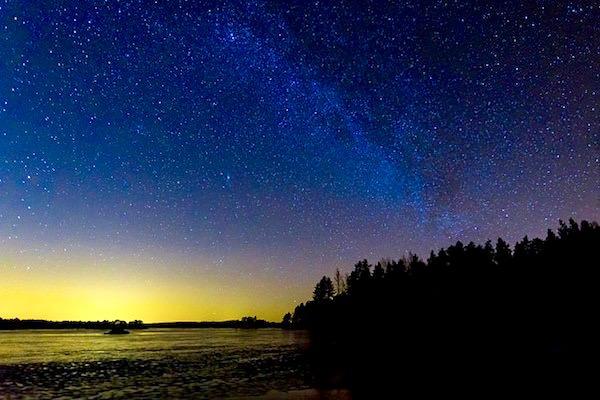 Naturbilder Värmland och Norge