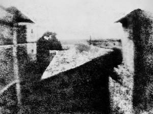 Världens första fotografi