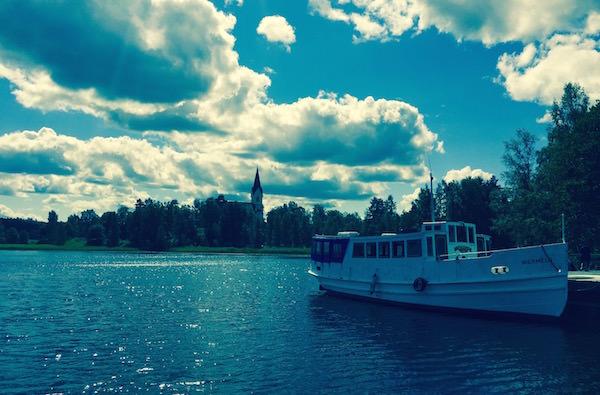 Båten Wermeln