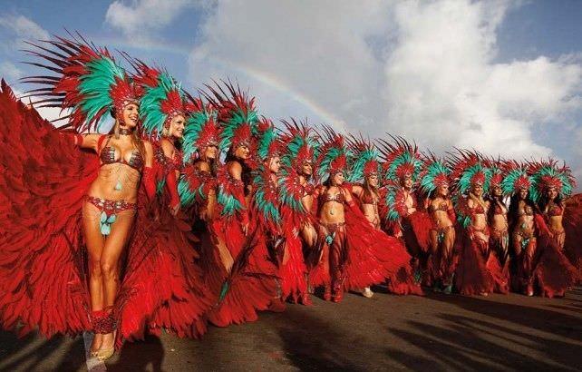 Trinidad har världens bästa festival enligt många