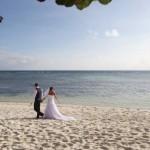 Många firar bröllop på Seychellerna